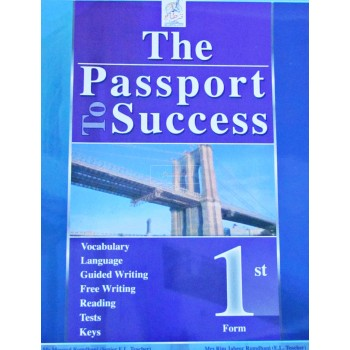 1, THE PASSPORT TO SUCCESS