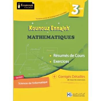3, KOUNOUZ MATH SEC INFORMATIQUE