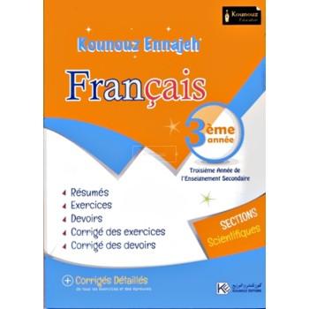 3, KOUNOUZ FRANCAIS SCIENTIFIQUE