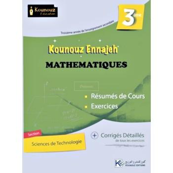 3, KOUNOUZ MATH SEC TECHNOLOGIE