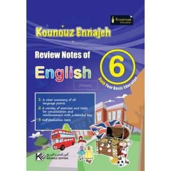 6/ FICHE KOUNOUZ ENGLISH