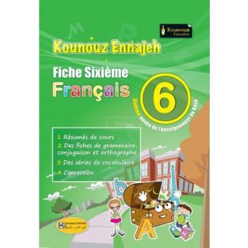 6/ FICHE KOUNOUZ FRANCAIS