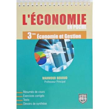 3, L ECONOMIIE EN POCHE ECO&GEST