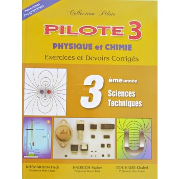 3, PILOTE PHY CHI SEC SCIENCES TECH