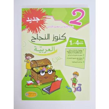 2/ كنوز النجاح العربية