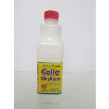 COLLE BLANCHE 0,5 LITRE COQ....