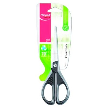 CISEAUX 17CM SYM ESSENTIALS GREEN MAPED....