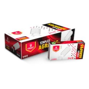 AGRAFES 24-6 VERTEX  ....PAQ(10)=