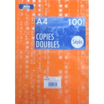 COPIES DBL GM  PRF 100P   ;A